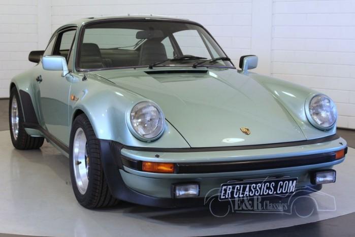 Porsche 930 turbo coupe 1976 a vendre