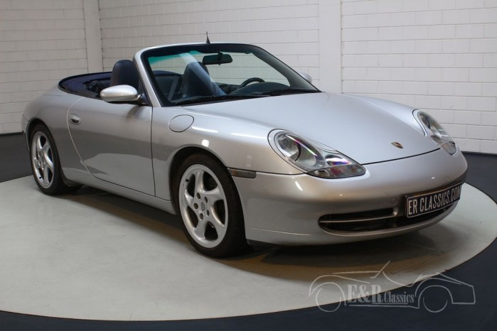 Porsche 911 Carrera Cabriolet a vendre