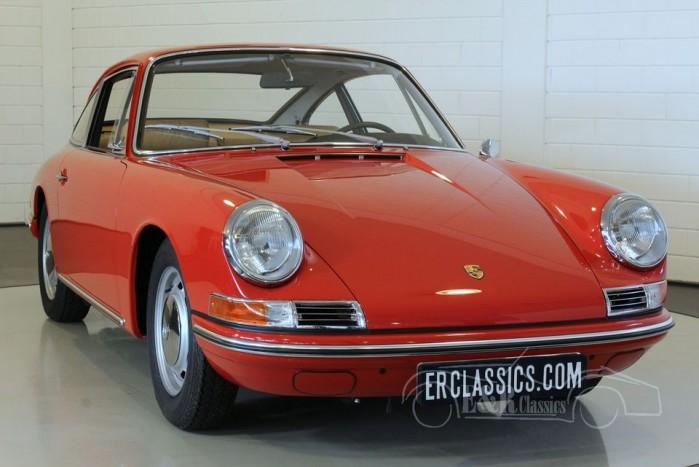 Porsche 911 2.0 SWB june 1965  a vendre