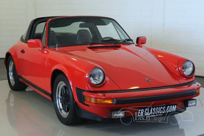 porsche 911 sc targa 1983 vendre erclassics. Black Bedroom Furniture Sets. Home Design Ideas