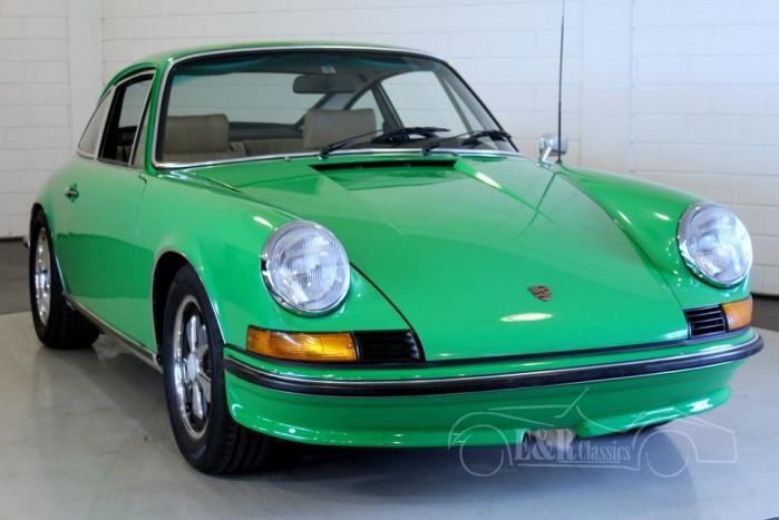 Porsche 911 T Coupe 1973  a vendre
