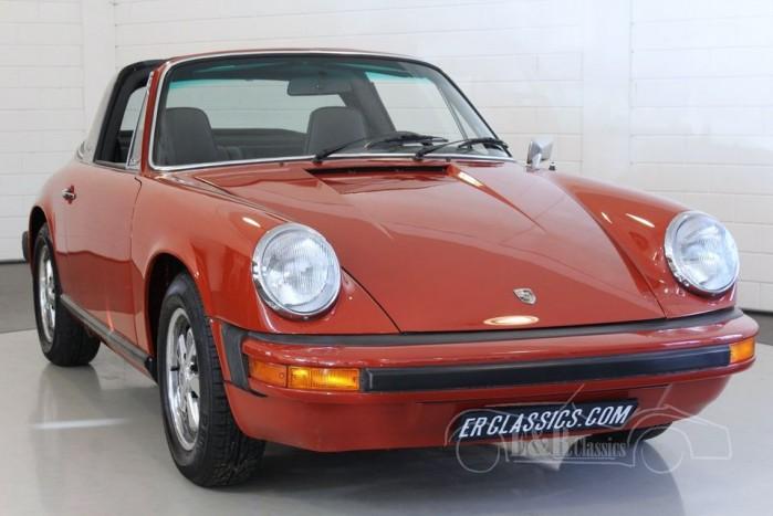 Porsche 911 S Targa 1974 a vendre