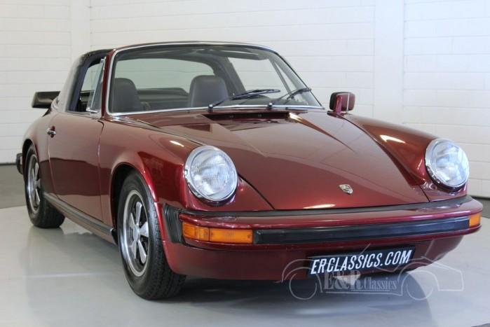 Porsche 911 S Targa 1976 a vendre