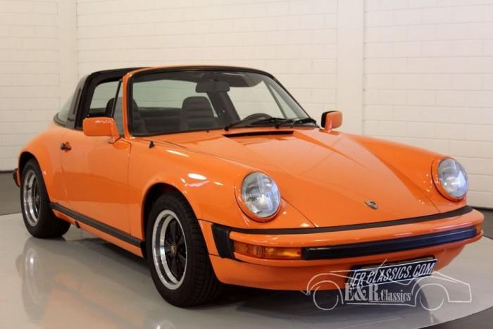 Porsche 911 SC Targa 1978  a vendre