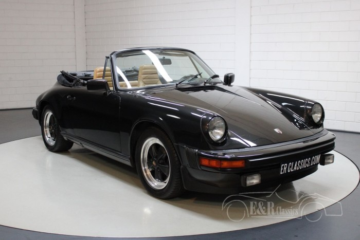 Porsche 911 SC a vendre