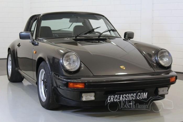 Porsche 911 SC Targa 1980  a vendre