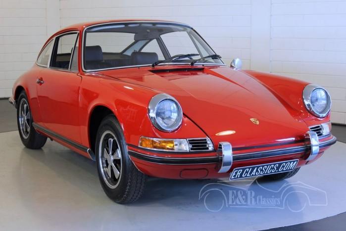 Porsche 911 T Coupe 1970  a vendre
