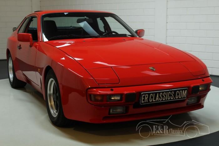 Porsche 944 Targa 1986  a vendre
