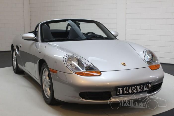 Porsche Boxster 2.7 Cabriolet 1999  a vendre