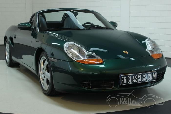 Porsche Boxster S cabriolet 2000  a vendre