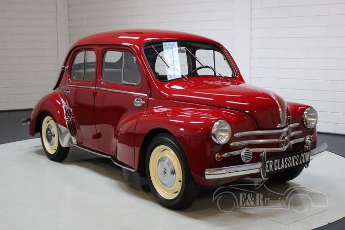 Renault 4CV 1958  a vendre