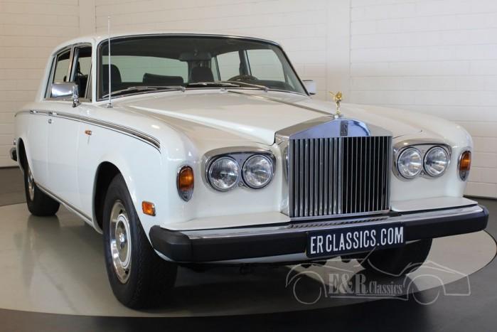 Rolls-Royce Silver Shadow II Saloon 1978 a vendre