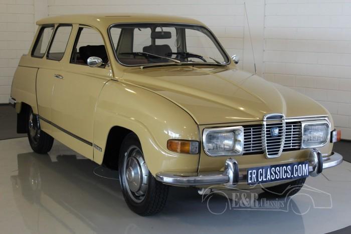 Saab 95 V4 SportEstate 1973 a vendre