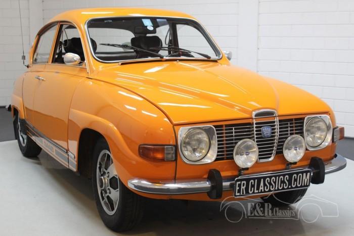 Saab 96 1.7S Rally 1976 a vendre