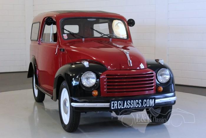 Steyr Fiat 500C Van 1954 a vendre