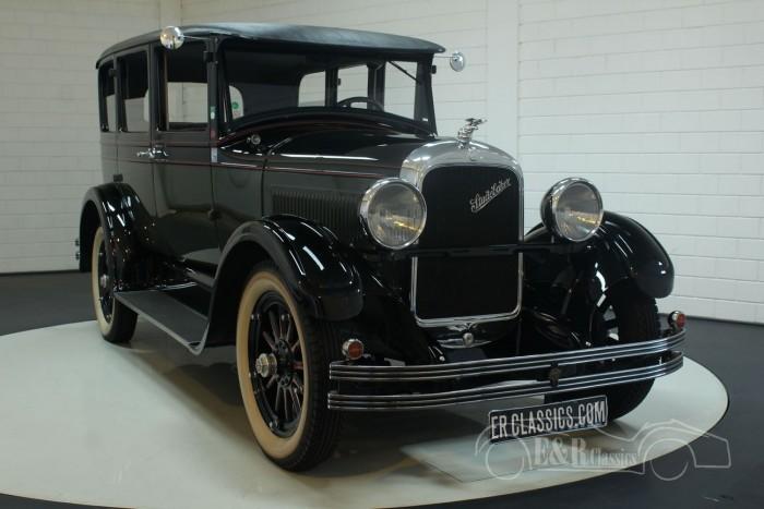 Studebaker Dictator 1928  a vendre