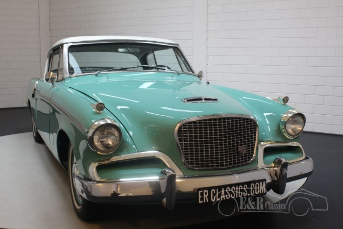 Studebaker Sky Hawk Coupé 1956  a vendre