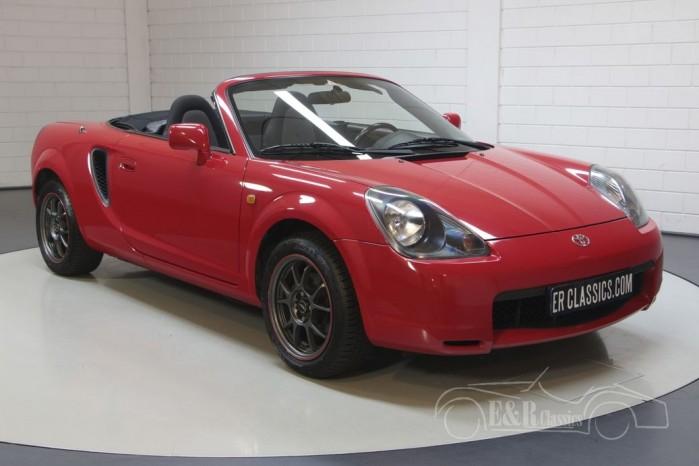 Toyota MR2 a vendre