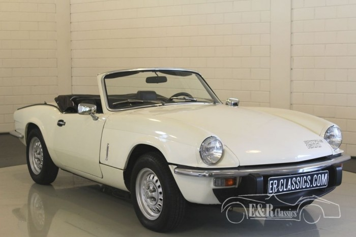triumph spitfire 1500 tc 1978 vendre erclassics. Black Bedroom Furniture Sets. Home Design Ideas