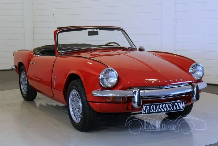 triumph spitfire mk3 1969 vendre erclassics. Black Bedroom Furniture Sets. Home Design Ideas