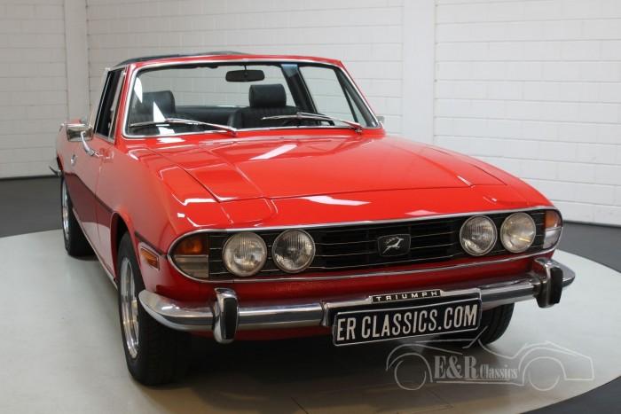 Triumph Stag 3.0 V8 1974 a vendre