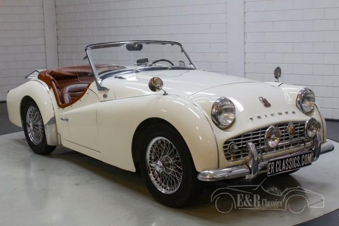 Triumph TR3A a vendre