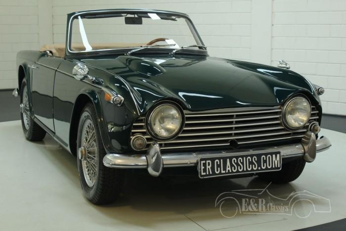 Triumph TR4 A IRS 1967  a vendre