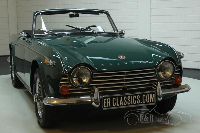 Triumph TR4A IRS 1968 a vendre