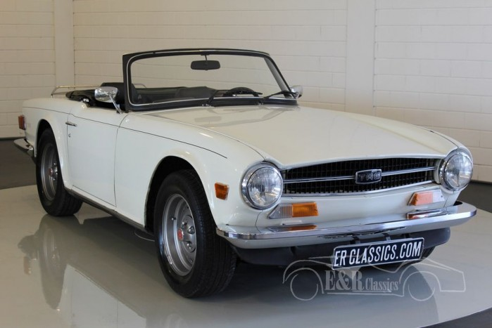 triumph tr6 pi 1973 vendre erclassics. Black Bedroom Furniture Sets. Home Design Ideas