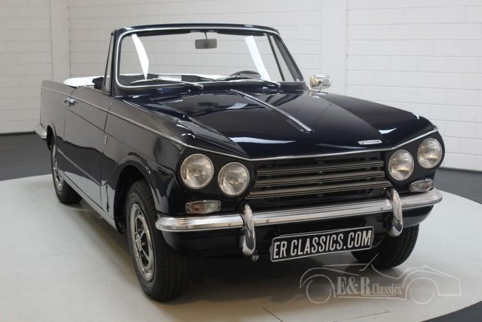 Triumph Vitesse cabriolet 1970 a vendre