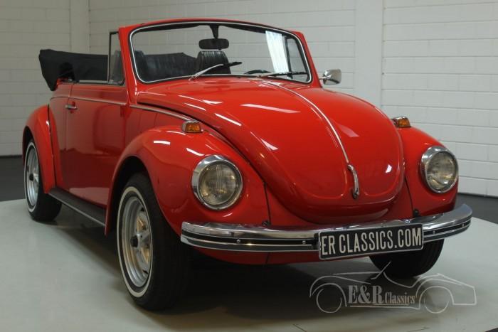VW Coccinelle cabriolet 1970  a vendre