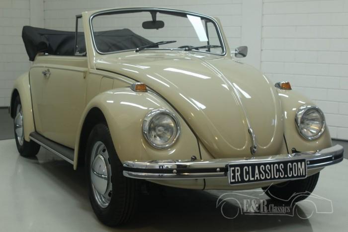 VW Coccinelle 1500 cabriolet 1970  a vendre