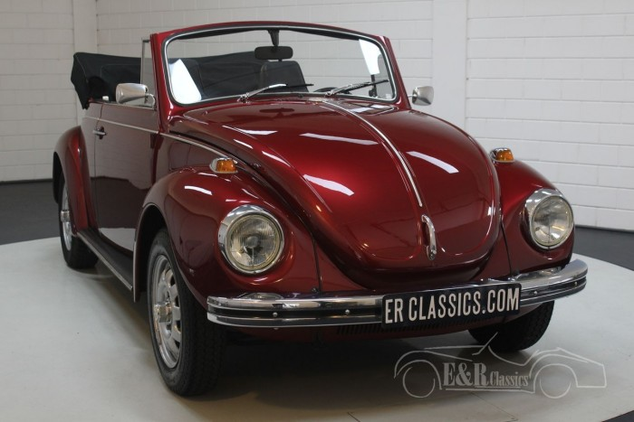 Volkswagen Coccinelle 1302 Cabriolet 1970 a vendre
