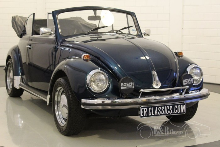 Volkswagen Beetle cabriolett 1971 a vendre