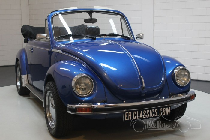 Volkswagen Coccinelle 1303 Cabriolet 1975 a vendre