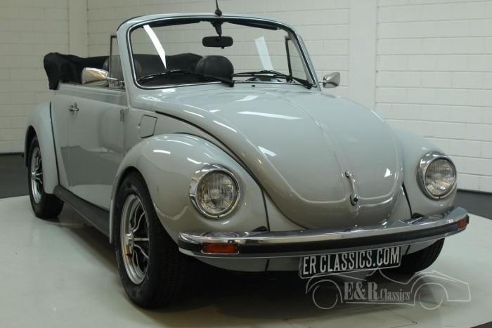 VW Beetle cabriolet 1976  a vendre