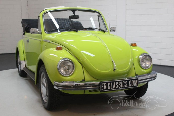 Volkswagen Coccinelle 1303 S Cabriolet 1978 a vendre
