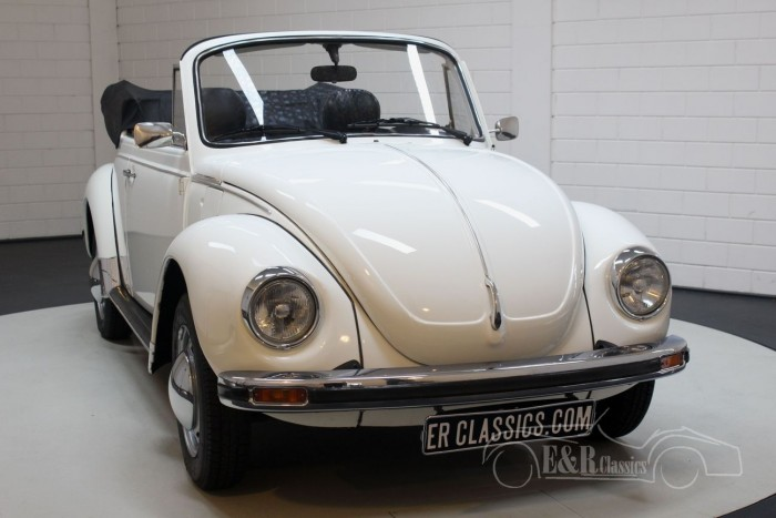 Volkswagen Coccinelle 1303 Cabriolet 1978 a vendre