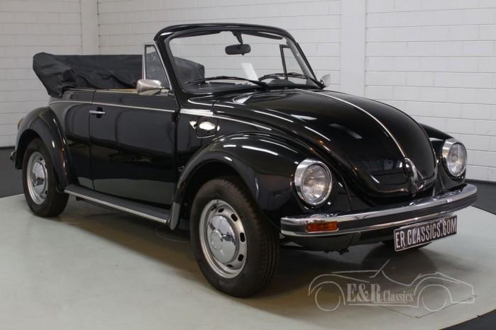 Volkswagen Coccinelle Cabriolet a vendre