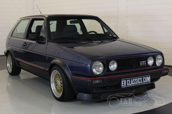 Volkswagen Golf MK2 GTI 16V 1987  a vendre