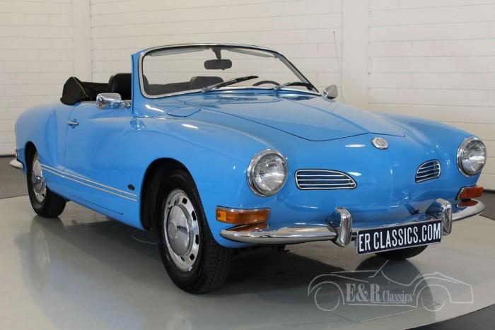 VW Karmann Ghia Cabriolet 1970  a vendre
