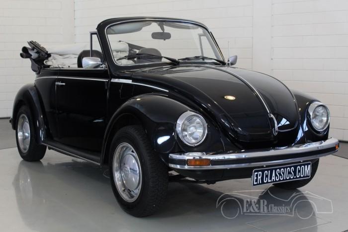 Volkswagen Beetle Cabriolet 1303  a vendre