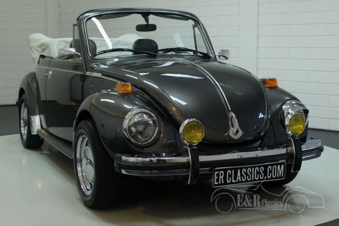 VW Coccinelle cabriolet 1979  a vendre