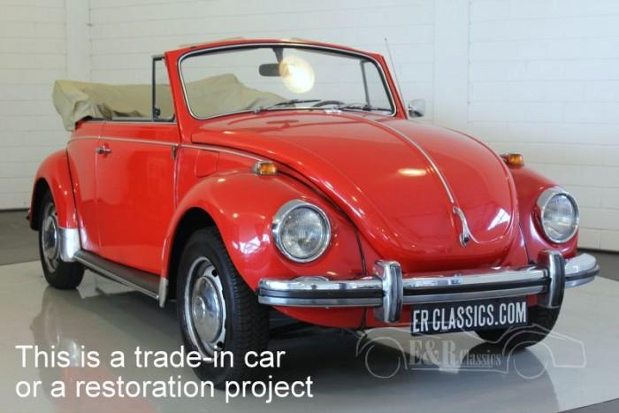 Volkswagen Beetle 1302 Cabriolet 1971  a vendre