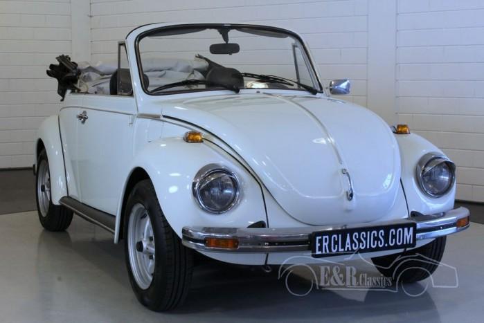 Volkswagen Beetle 1303 LS cabriolet 1973  a vendre