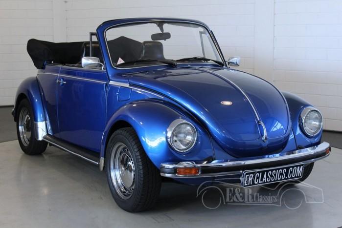 Volkswagen Beetle 1600 Cabriolet 1975  a vendre