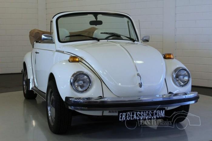 Volkswagen Beetle cabriolet 1979 a vendre