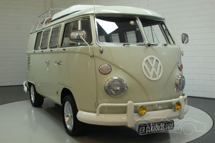 VW T1 Westfalia 1966  a vendre