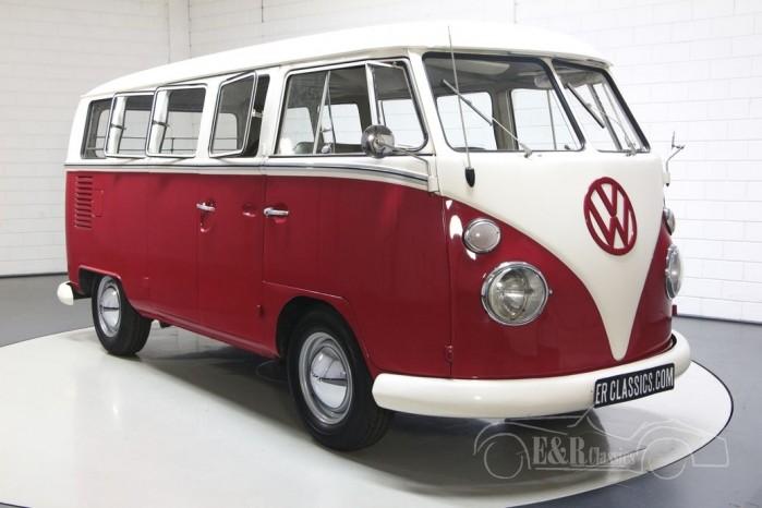 Volkswagen T1 Bus a vendre