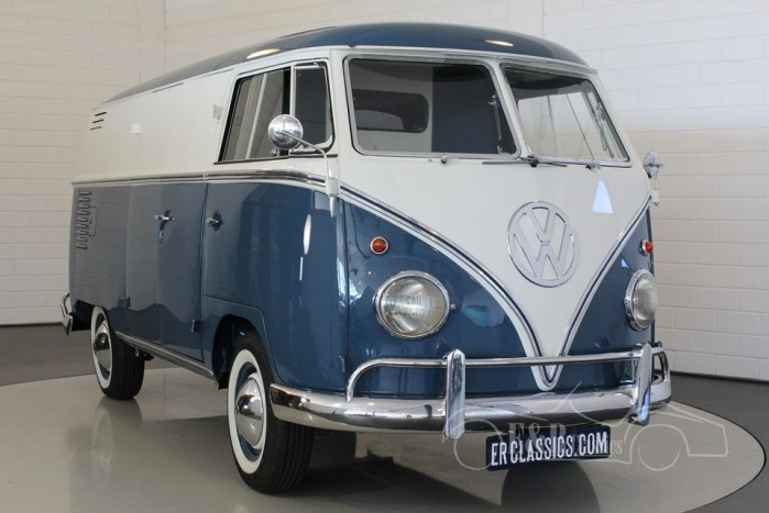 volkswagen t1 kombi 1960 vendre erclassics. Black Bedroom Furniture Sets. Home Design Ideas